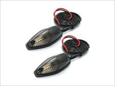 DRC Moto LED 586 led Flasher. SMOKED Turn Signal