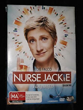 Nurse Jackie : Season 2 (DVD, 2011, 3-Disc Set)