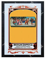 Historic American Stopper Co, Compacts Advertising Postcard 2