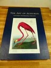 "The Art Of Audubon  Birds Of America 16 Art Prints 10"" x 15"" John James"