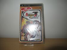Street Fighter Alpha 3 Max for the Sony PSP. New and Sealed. UK PAL