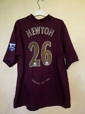 FC ARSENAL 20052006 FOOTBALL JERSEY CAMISETA SOCCER SHIRT VINTAGE #26 NEWTON