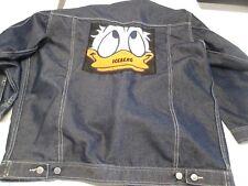 VTG Donald Duck Iceberg Denim Jacket Tag 3XL