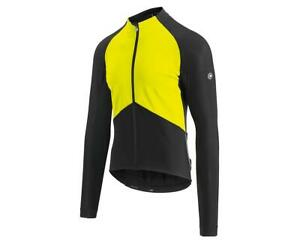 Assos Mille GT Spring/Fall Jacket (Fluo Yellow)