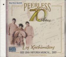 Los Xochimilcas Peerless 70 Años CD New