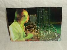 Batman Forever Fleer Ultra 1995-#7 Foil Card-Edward Nygma-L@K