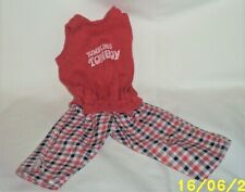 Original excellent condition Tumbling Tomboy one piece outfit; original owner