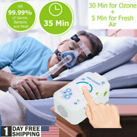 CPAP Cleaner Sterilizer Ventilator Disinfector Ozone Machine Sleep Apnea New