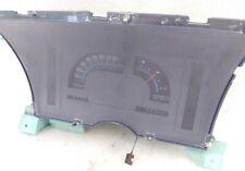 Chevy S10 Blazer GMC S15 instrument cluster speedometer gauges 89-94 167K CFT