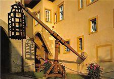 BG5864 rothenburg o t kriminalmuseum tauchgestell mit kafig   germany