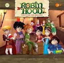 CD * ROBIN HOOD - SCHLITZOHR VON SHERWOOD - Folge 7 Prinzenparty  # NEU OVP &