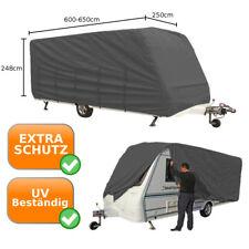 Luxus Wohnwagen Garage 6 0-6 5m Caravan Abdeckung 881419 grau