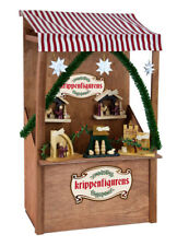 Byers Choice Christmas Wooden Nativity Stall Pristine New for 2018 Mini Creche