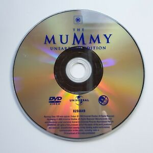 The Mummy   DVD Movie   Brendan Fraser   Action/Adventure   *Unoriginal Case*