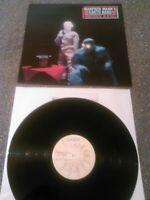 MANFRED MANN'S EARTH BAND - SOMEWHERE IN AFRIKA LP + INNER MINT!!! UK 1ST PRESS