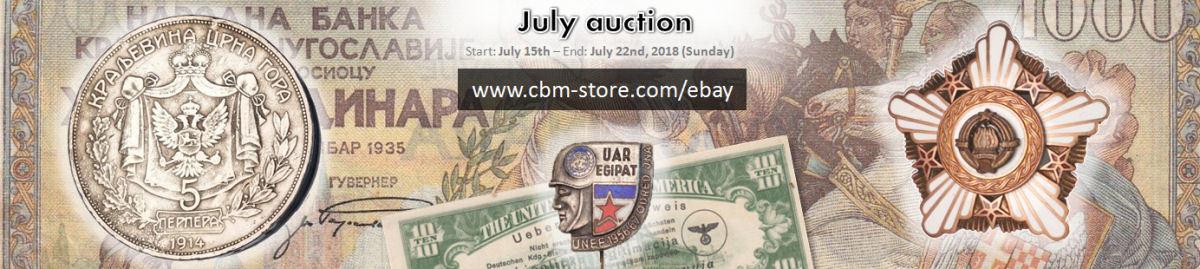 Coins, Banknotes & Militaria Store