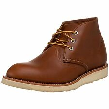 Red Wing Heritage Work Chukka Boot, Oro-iginal,11 DM US