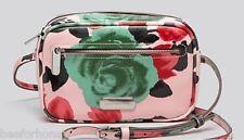 NWT MARC BY MARC JACOBS Crossbody - Jerrie Rose Sally Desert Rose Multi