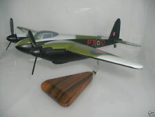 De Havilland Mosquito Wood Airplane Model Regular Free Shipping