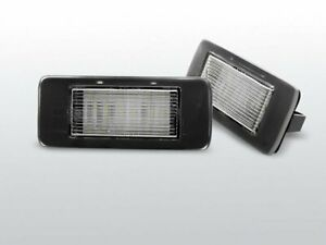 LED Licence Plate Lights for Opel ZAFIRA C 12-ASTRA J 10-CARAVAN FreeShipping PR