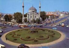 Old Photo. İstanbul, Turkey.  Aksaray Square