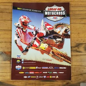 2011 Motocross National Race MX Red Bud Dungey Lichtle Reed Villopoto Yearbook