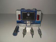 transformers g1 original vintage soundwave pre rub diaclone