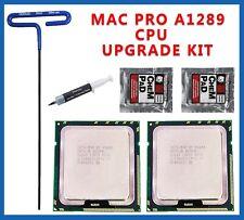 12 Core X5680 x2 3.33Hz XEON CPUs 2010 2012 Apple Mac Pro 5.1 5,1 upgrade Kit