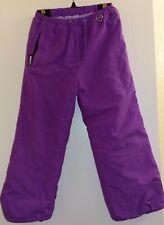 Obermeyer Preschool 5 Child Snow Ski PANTS Purple