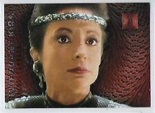 Star Trek 30th Anniversary trading cards DOPPLEGANGER Card #F7.