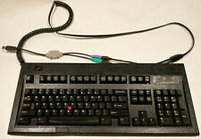 IBM Model M M13 Black Keyboard 13H6705 with USB Converter