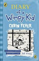 Cabin Fever (Diary of a Wimpy Kid book 6),Jeff Kinney