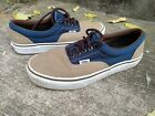Vans Low Top Canvas Sk8 Old Skool Skate Shoes Made In USA US 8