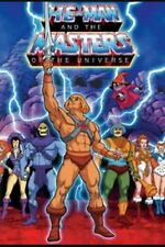 COMPLETE SERIES HE MAN SHE RA CARTOON 1983 TO 1991 EPISODES FLASH DRIVE MP4 DVD