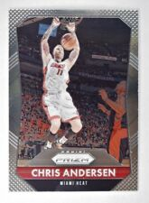 2015-16 Panini Prizm #114 Chris Andersen - NM-MT