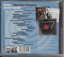 MOD The New Religion 27 Track Various Artists Northern Soul CD New & Sealed