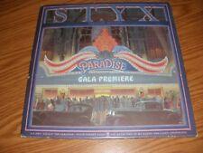 """STYX """"PARADISE THEATRE"""" 1980 A&M SP-3719"""