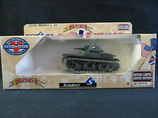 SOLIDO 6205 RENAULT 35 1/50 SCALE DIECAST METAL TANK US MILITARY-2