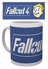 Fallout 4 Mug Logo Pip Boy Brand New Official Merchandise Novelty Gift