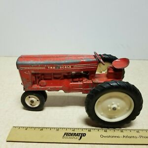 Toy 560 Vintage Tru Scale Tractor #401 #3