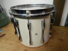 YAMAHA MARCHING SNARE DRUM FOR PARTS MISSING RIM STRAINER HAS PEARL TOM MOUNT