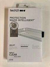 Tech21 Impact Clear Series Case for the LG G6 Clear
