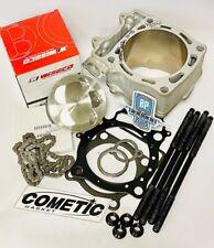 YFZ450 YFZ 450 Wiseco Top End Rebuild 12.4:1 Piston Cylinder Cometic Redo Kit