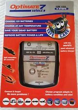 OptiMATE 7 Ampmatic Fully Automatic 9-Step 10A Battery Charger Deep Cycle AGM
