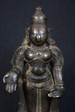 17/18thC INDIAN HINDU BRONZE VISHNU Indien Shiva Ganesha Krishna India Asia