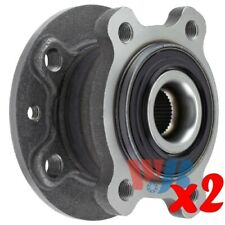 Pack of 2 Rear Wheel Hub Bearing Assembly replace 512414 HA590340 BR930518