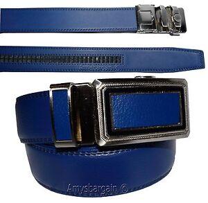 Leather Belt, Men's belt, Quick lock belt. Auto lock belt, Dress/casual belt NWT
