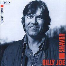 Billy Joe Shaver - Honky Tonk Heroes [New CD]
