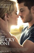 Lucky One - original DS movie poster - D/S 27x40 Efron