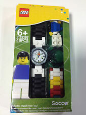 LEGO Soccer with Mini-figure Link Kids Watch 4193356 LIMITED EDITION RARE
